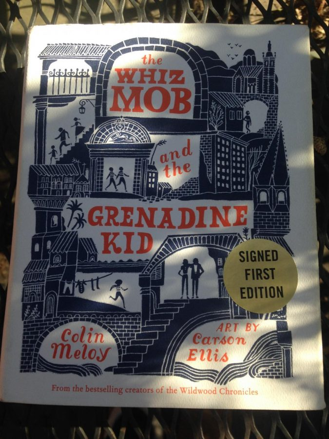 Book+Review%3A+%E2%80%9CThe+Whiz+Mob+and+the+Grenadine+Kid%E2%80%9D