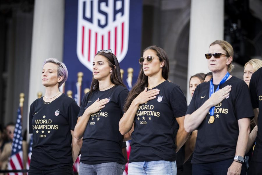 U.S. Soccer Reaches Settlement with World Cup Women's Team on Work Conditions, But Not Equal Pay