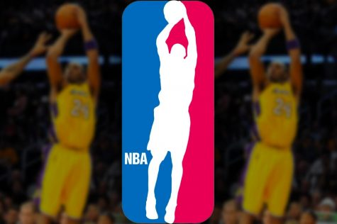 All-Star Kyrie Irving requests the NBA to put Kobe Bryant on the logo.