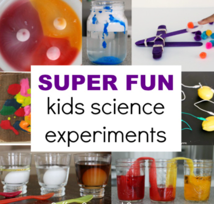 4 Fun Science Experiments You Can Do Using Simple Items!