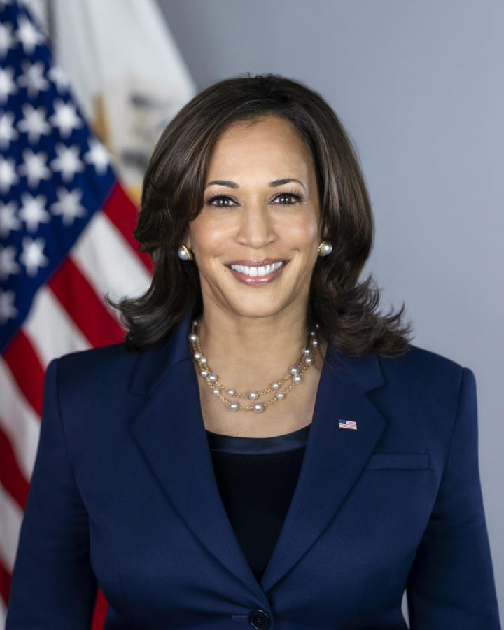 Kamala+Harris+Breaking+Barriers%3A+The+first+Women+elected+has+Vice+President+of+the+United+States